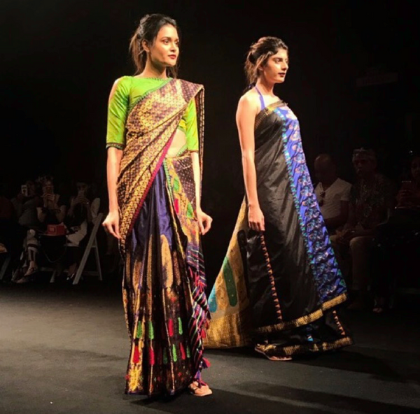 Lakme Fashion Week 2017 - VIVA-LUXE.COM Saree Trends