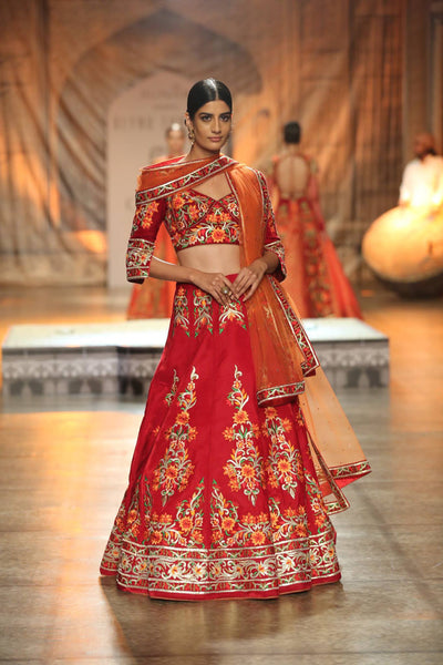Reynu-Taandon at India Couture Week 2016