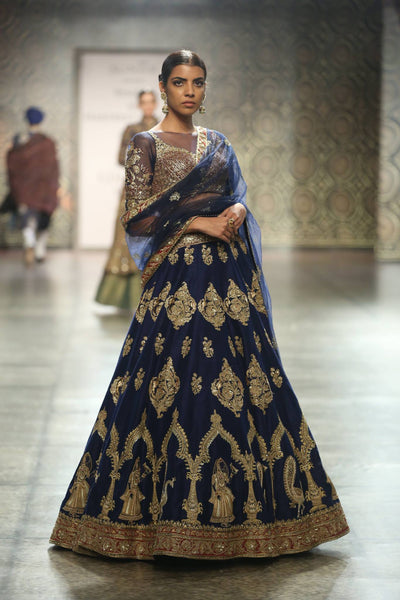 Rimple-&-Harpreet-Narula at India Couture Week 2016