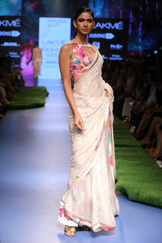 Gauri Khan for Satya Paul at LFW