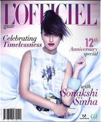 Bollywood beauty Sonakshi Sinha on L'Officiel