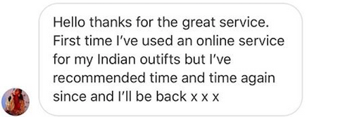 Real Customer Reviews VIVA-LUXE Mandip Gill