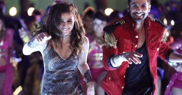 Alia Bhatt and Shahid Kapoor in Shandaar