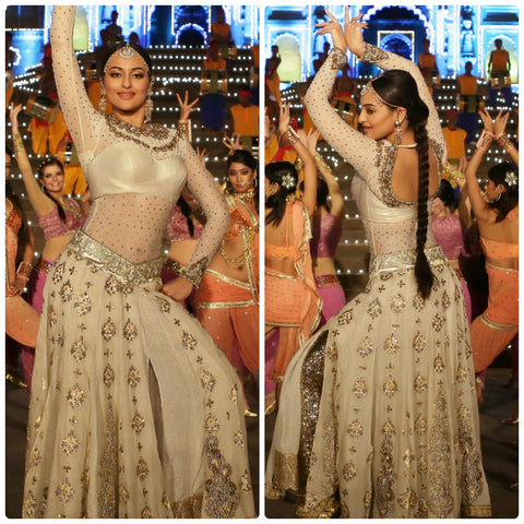 Bollywood beauty Sonakshi Sinha in Tevar