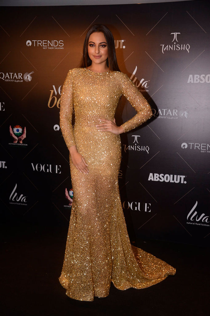 Sonakshi Sinha from Ali Younes Couture