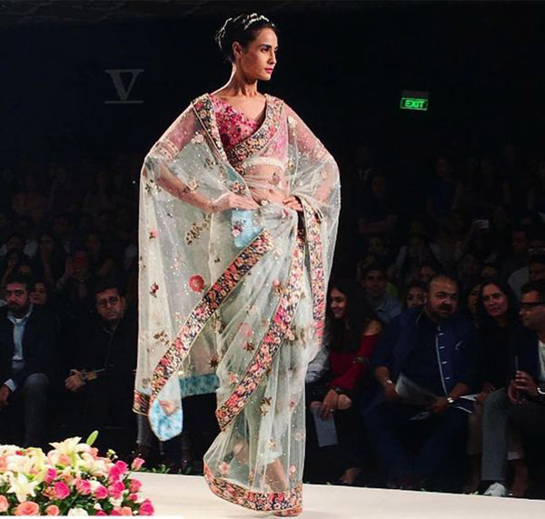 Varun Bahl at India Couture Week 2016