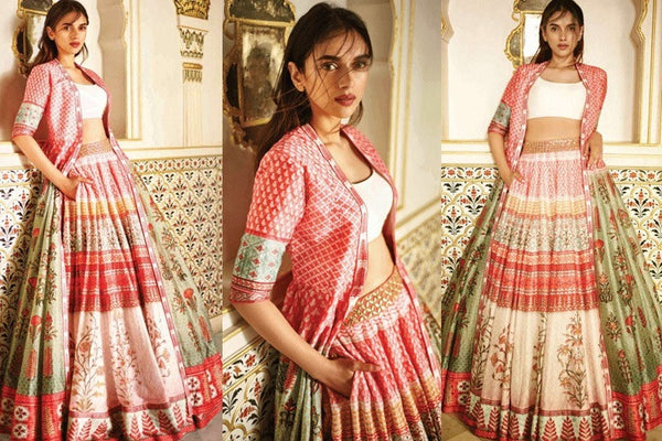 084369645e99b7 From statement sarees and lehengas to Indo-Western fusion outfits that mix  and match an East and West flavour, some looks just transcend the test of  time ...