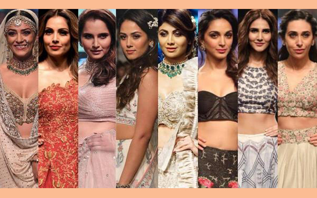 Lakme Fashion Week Summer/Resort 2018 – The Jaw-Dropping Celebs