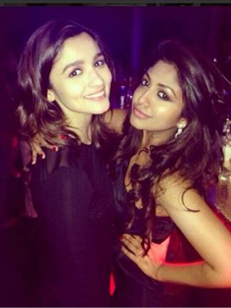 Celeb Stylist Archana Walavalkar with muse Alia Bhatt