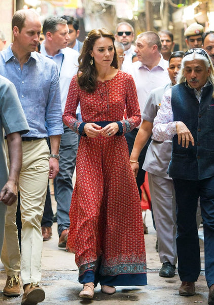 Maxi Dress by Glamorous Kate Middleton