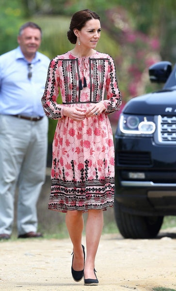 Kate Middleton TopShop Dress