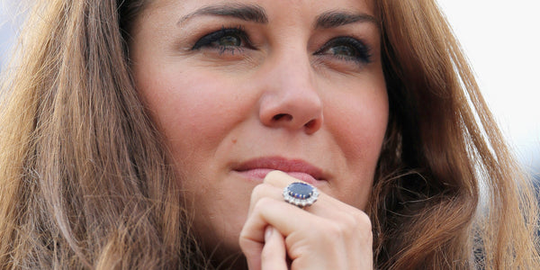 Kate's Sapphire Engagement Ring