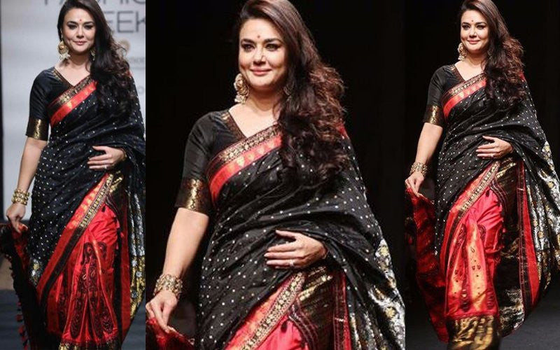 Lakme Fashion Week 2017 - Saree Trends