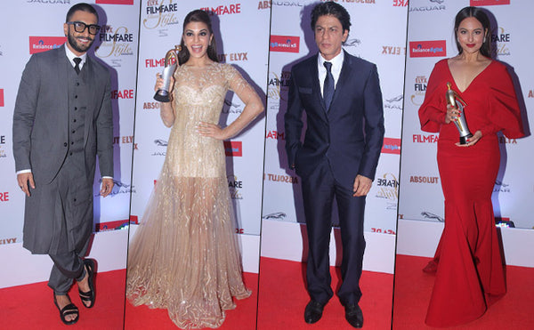 Winners from Filmfare Glamour and Style Awards 2015