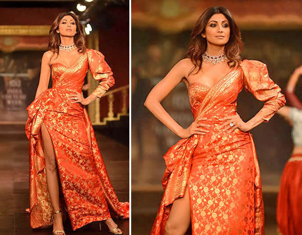Shilpa Shetty x Monisha Jaising