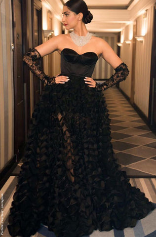 Sonam Kapoor in third Cannes outfit