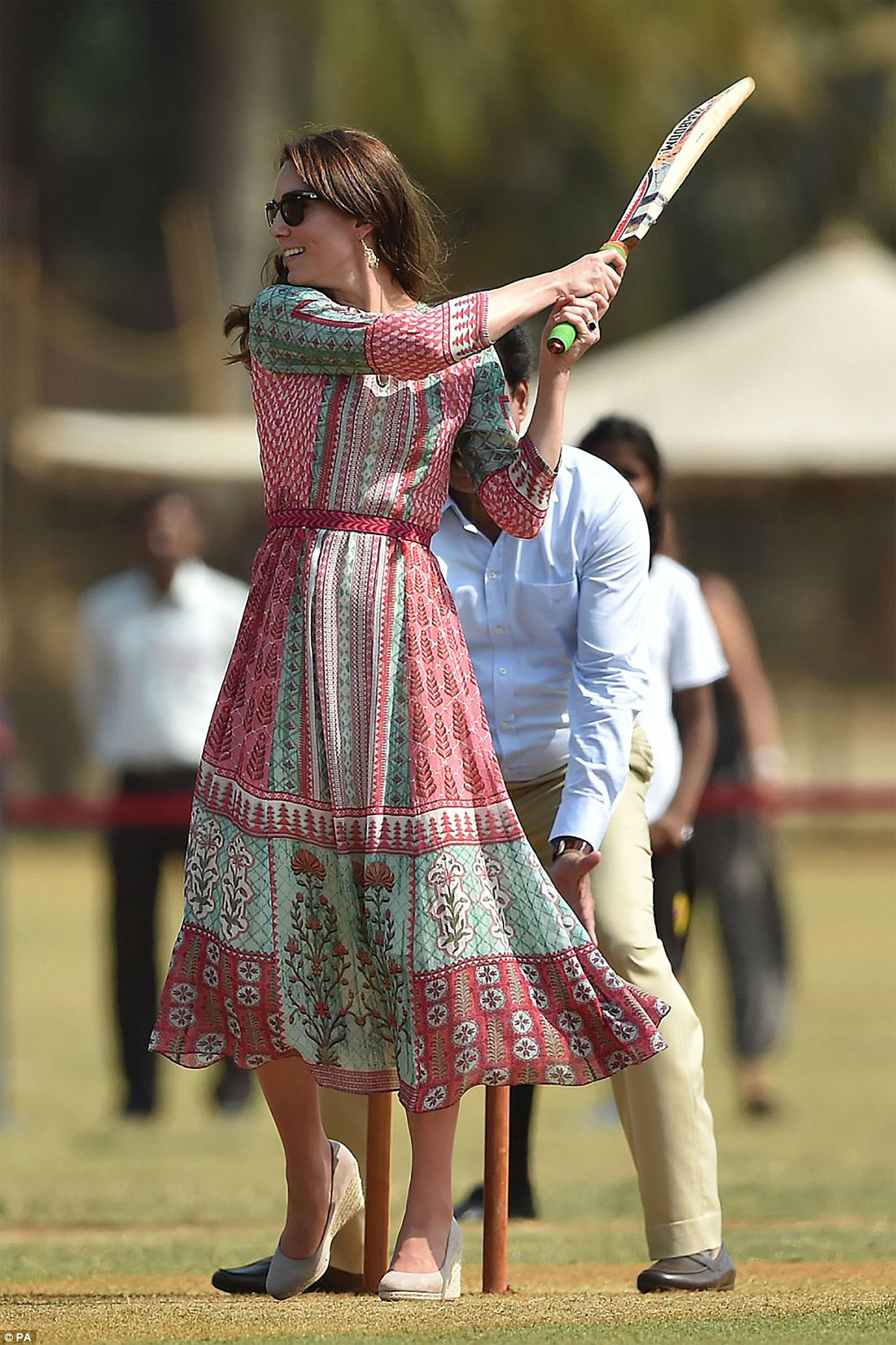 buy the kate middleton anita dongre dress online with free UK delivery
