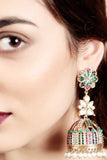 Multicolour Sonam Earrings