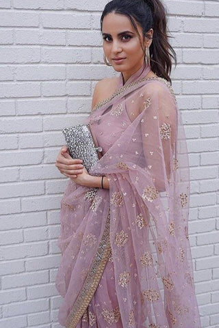 The Blush Leila Sari