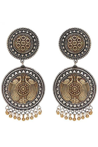 Samiya Tribal Earrings