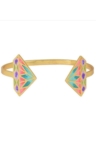 Crazy Diamond Cuff