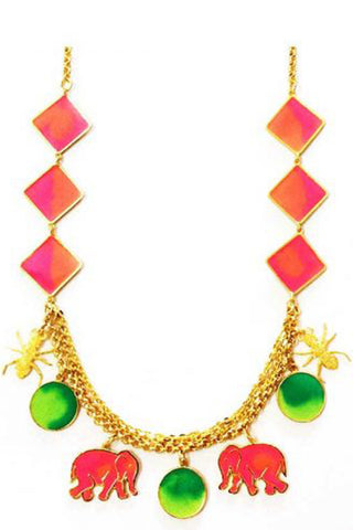 Hathi Cheeti Necklace