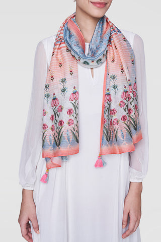 Printed Salil Stole