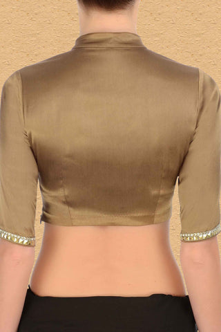 Antique Golden Blouse