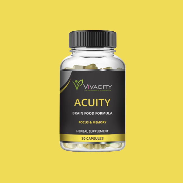 "<span style=""color: #f1c232;""><strong>ACUITY</strong> </span><br><span style=""color: #000000;"">Brain Food Formula"