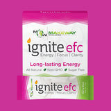 "<span style=""color: #C84687;""><strong>IGNITE EFC</strong> </span><br><span style=""color: #000000;"">Energy Boosting Drink"