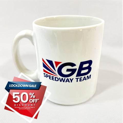 ** 50% OFF SALE** GB Speedway Team Mug