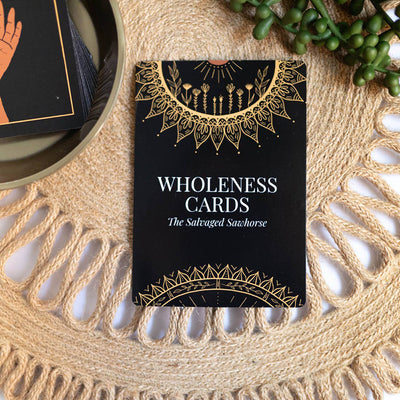 Wholeness Oracle Card Deck