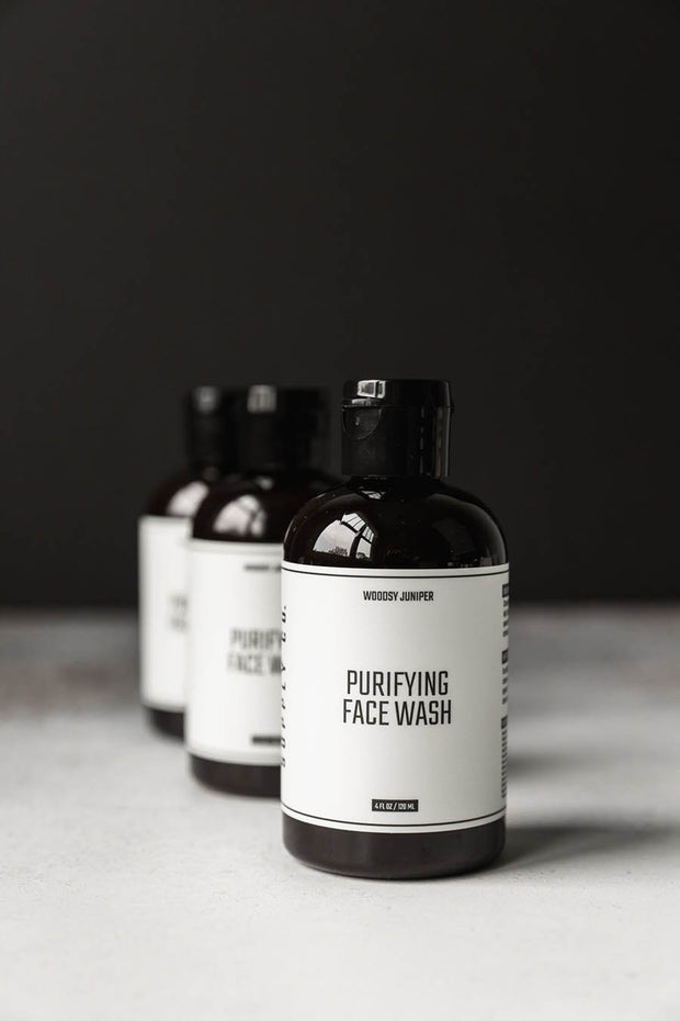Purifying Face Wash - Men's