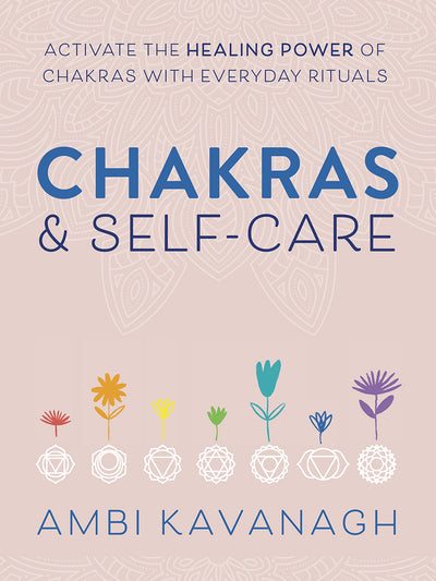 Chakras & Self-Care Book