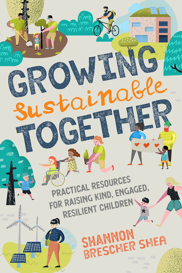 Growing Sustainable Together Book