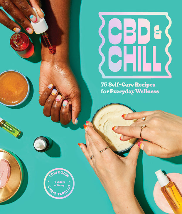 CBD & Chill Book