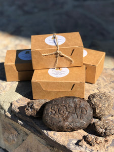Pure Authentic African Black Soap
