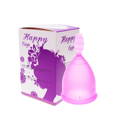 Happy Cup (Menstrual cup)