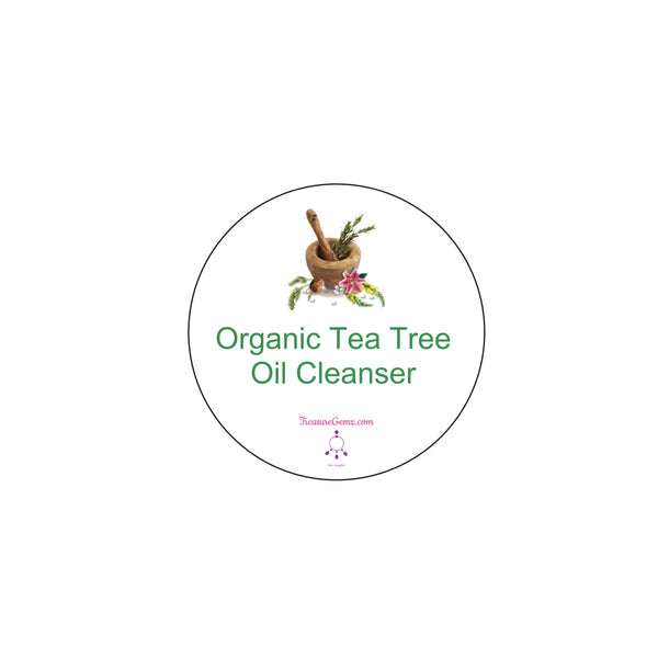 Organic Tea Tree Oil Yoni Egg Cleanser