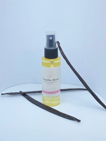 Vanilla Bean Edible Body Oil