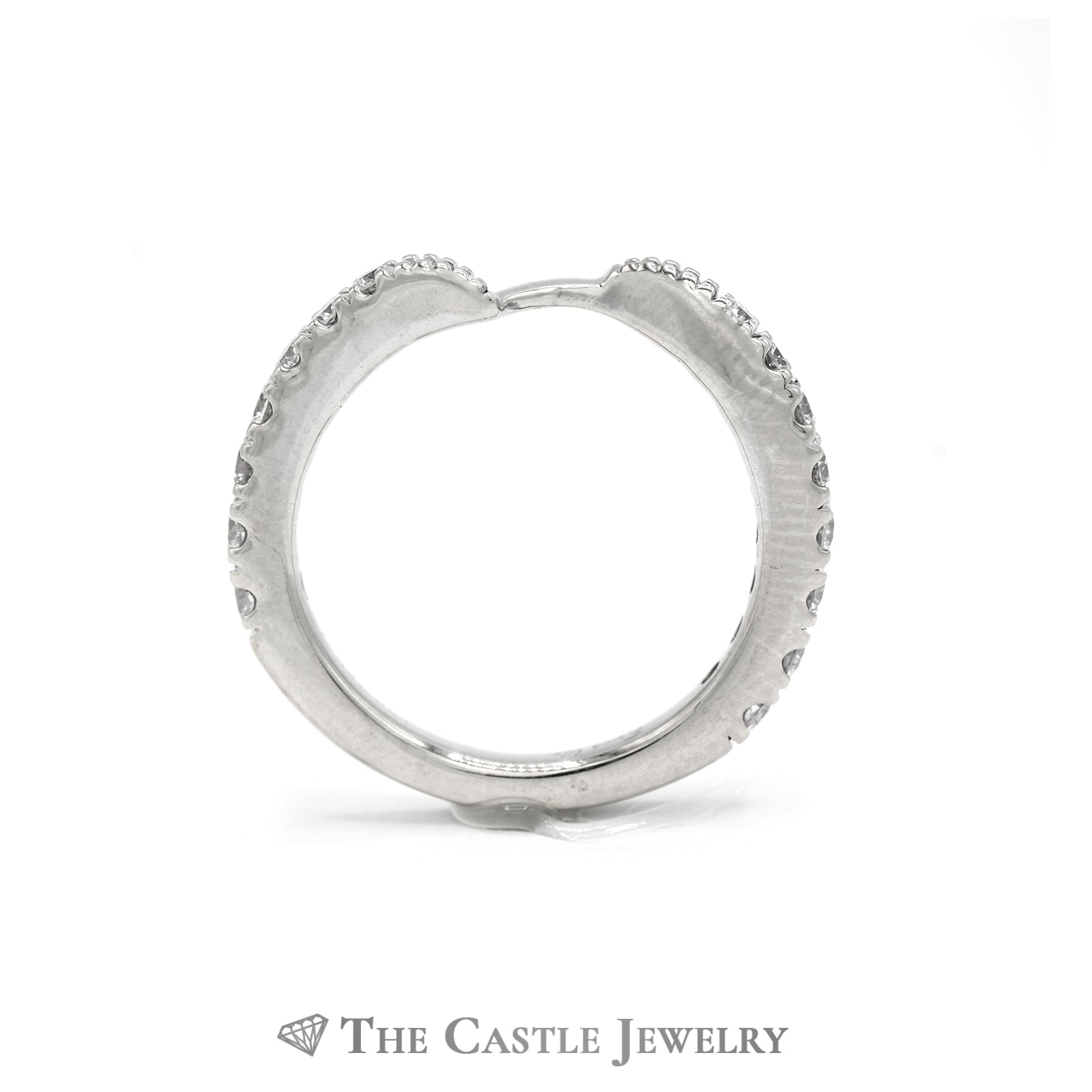 Ever US 1/2cttw Round Brilliant Cut Diamond Band-1
