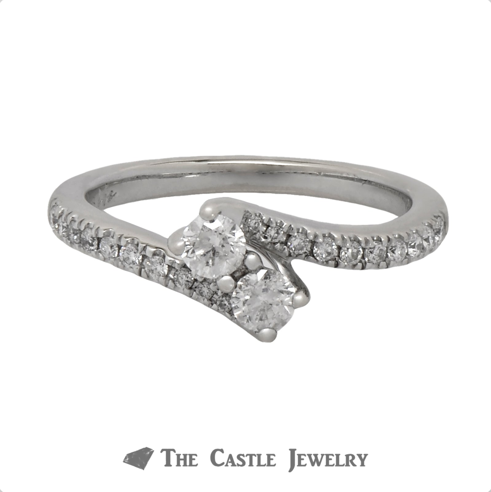 .50cttw Ever Us Diamond Engagement Ring