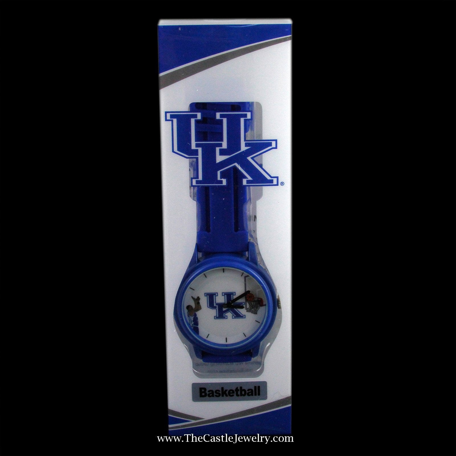 Special! Basketball Style Collegiate University of Kentucky Watch