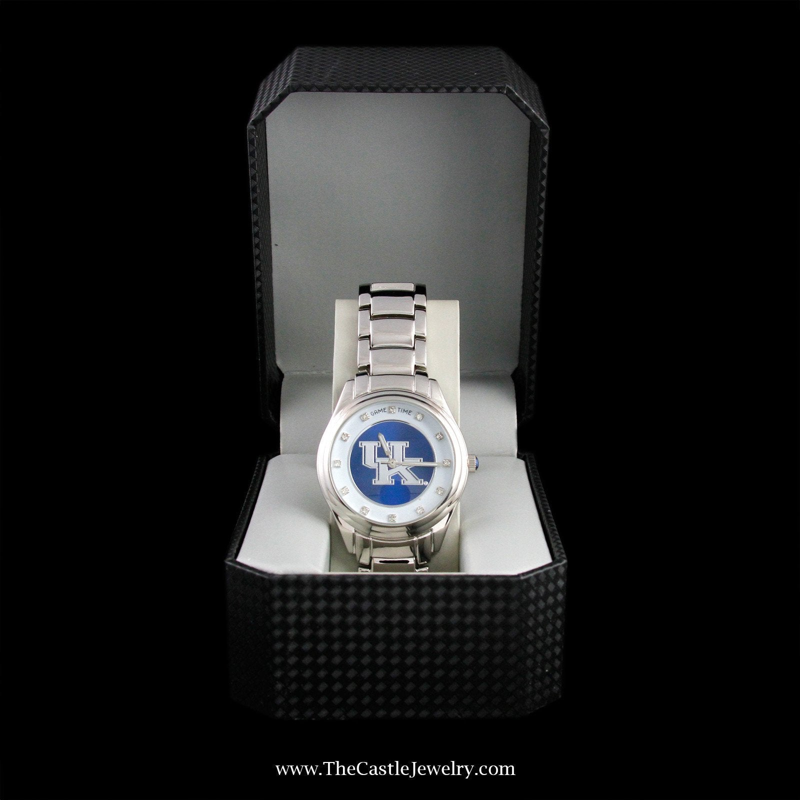 Special! Stainless Steel Collegiate University of Kentucky Watch