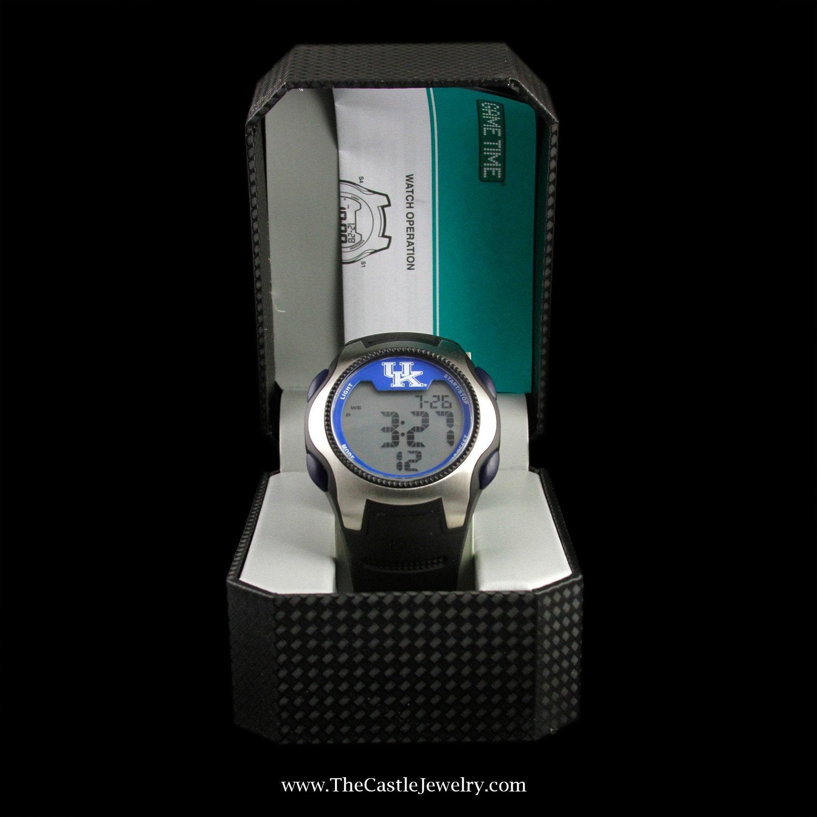 Special! Digital Collegiate University Of Kentucky Watch