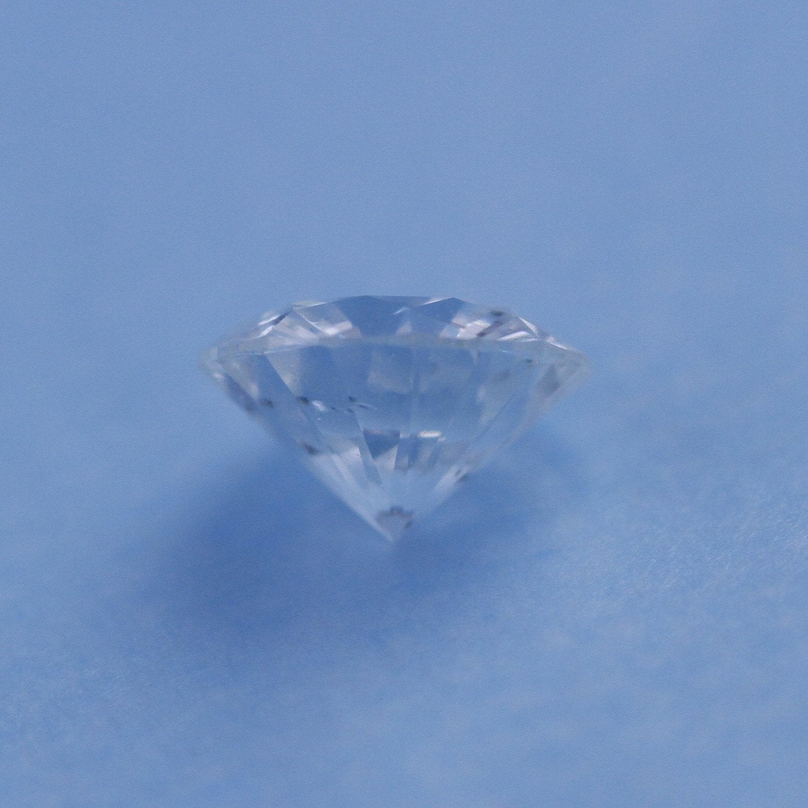 IGI Certified .45ct Round Brilliant Cut Leo Diamond SI2/F-2