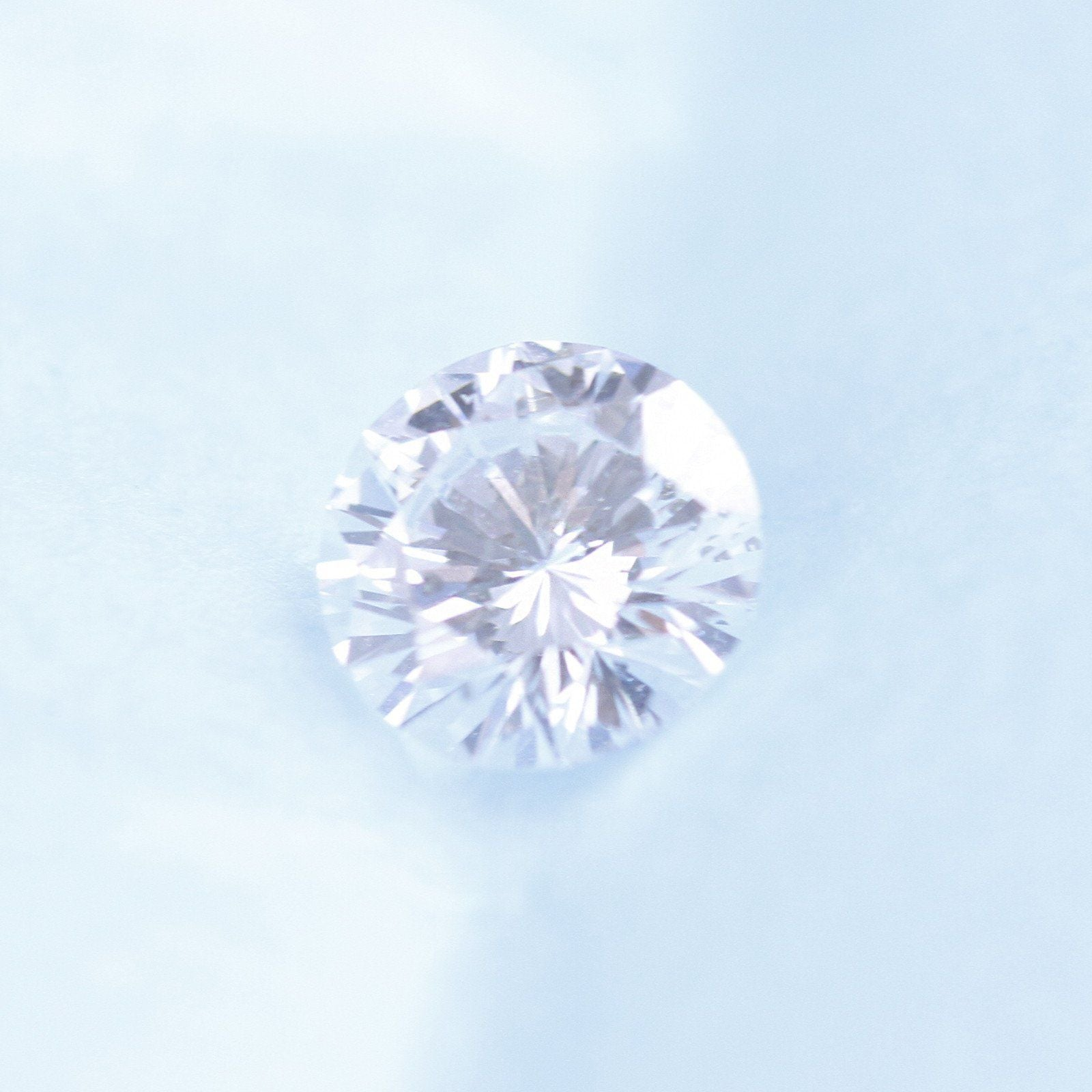 IGI Certified .45ct Round Brilliant Cut Leo Diamond SI2/F
