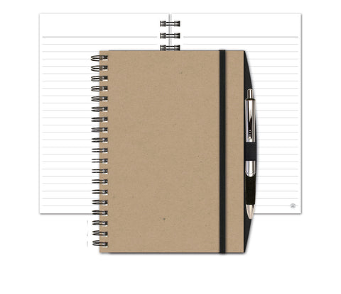 Classic Notebook with Penport & Pen by JournalBooks®