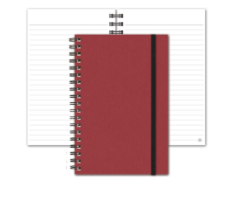 Linen Notebook by JournalBooks®