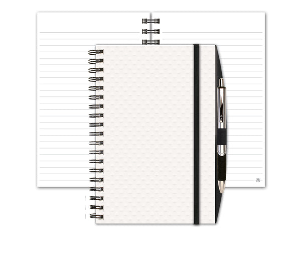 Sports Notebook with Penport & Pen by JournalBooks®